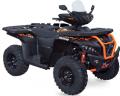 Die Shade XTREME-Reihe ist entstanden in dem Streben jedem das fahren eines ATVs